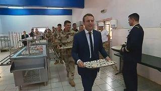 Macron in Mali: Mehr Engagement von Deutschland