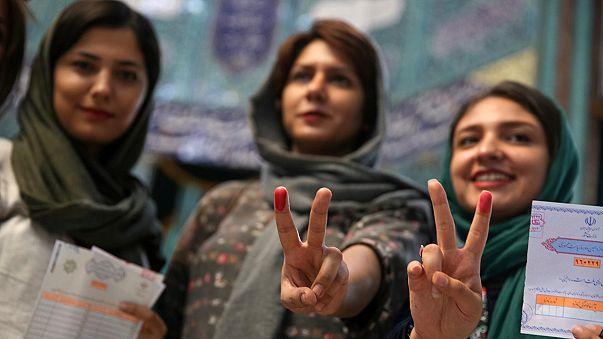 Eleições iranianas com grande participação