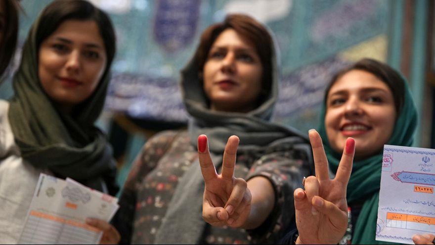 Выборы президента: иранцы демонстрируют рекордную активность