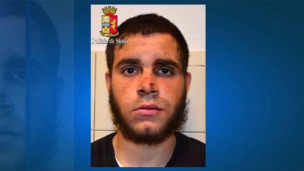Milano'daki bıçaklı saldırganın olası terör bağlantıları araştırılıyor