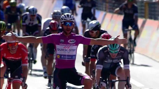 Gaviria beim Giro unschlagbar