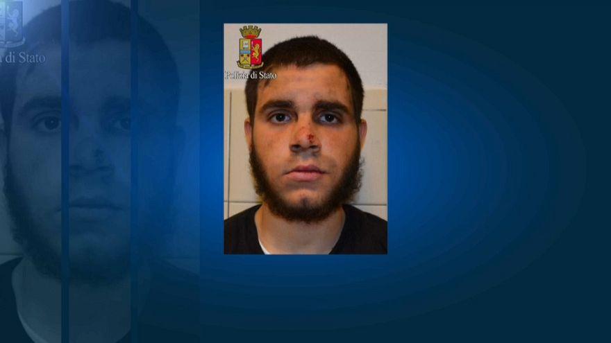 Italia investiga si el agresor de Milán tenía vínculos con el yihadismo