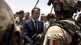 Макрон завітав до Малі і запевнив у збереженні французького контингенту