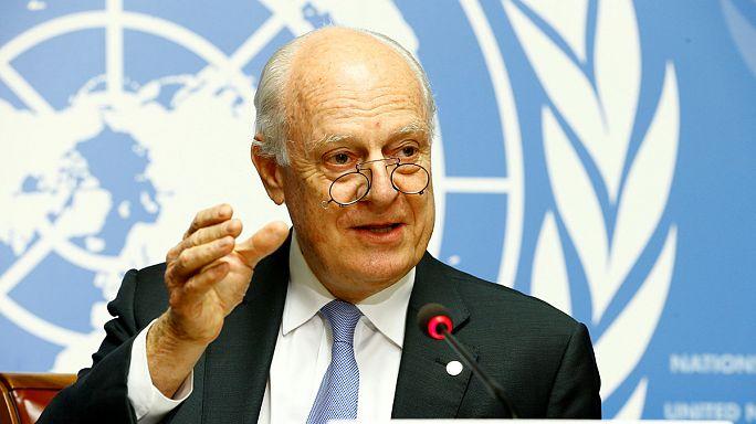 Genf: Friedensgespräche für Syrien ergebnislos