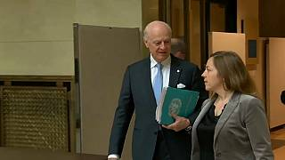 انتهاء الجولة السادسة من محادثات السلام في جنيف دون تقدم