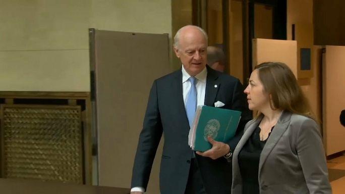 Conversações de Genebra sem paz à vista para a Síria