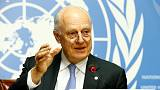 Syrian peace talks end with only ''incremental progress''