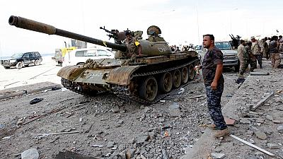Southern Libya attack: death toll rises, defence minister suspended