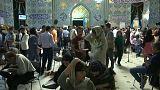 Alta participación en las trascendentales elecciones de Irán