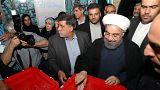 Zweite Amtszeit für Ruhani