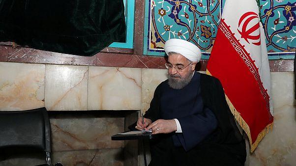 واکنشهای جهانی به پیروزی حسن روحانی