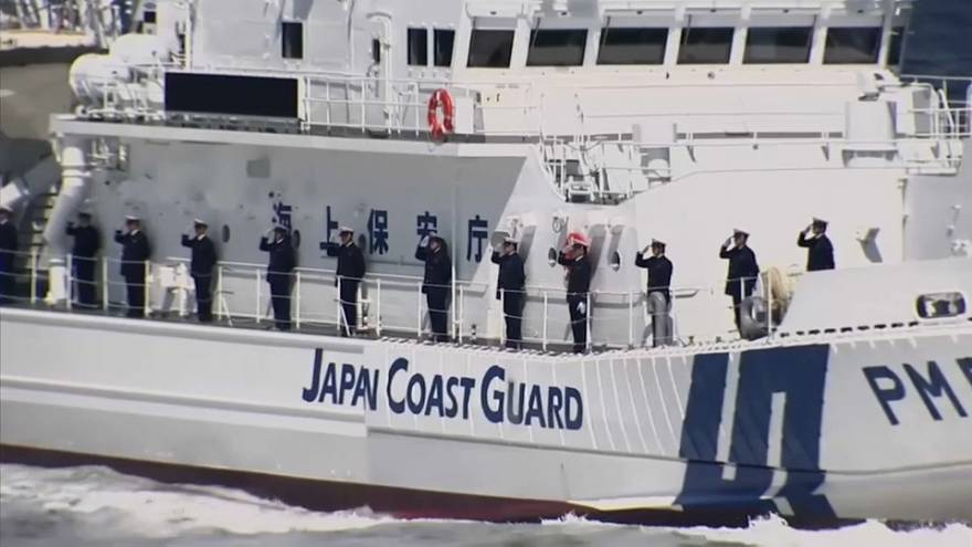 Japão lança aviso militar à China e à Coreia do Norte