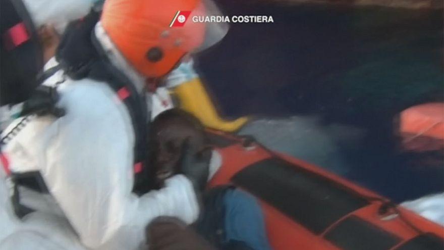 Італія: за останні 2 доби у морі врятували понад 5 тисяч мігрантів