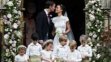 mariage traditionnel pour Pippa Middleton