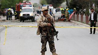 مقتل 3 أشخاص في انفجار استهدف مصرفا شمال أفغانستان