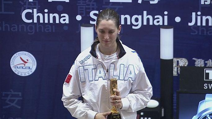 Florett-Grand-Prix Shanghai: Italienerin Batini triumphiert