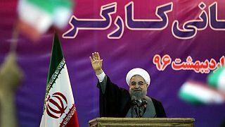 روحاني: إيران مستعدة لتوسيع علاقاتها مع دول العالم