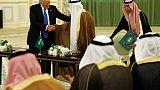 الرياض وواشنطن توقعان عقودا بقيمة 380 مليار دولار من بينها 110 مليارات للتسليح