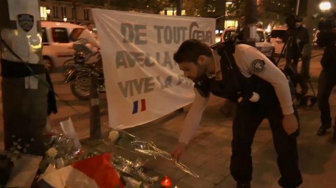 Detido suspeito de cumplicidade no assassínio de polícia em Paris