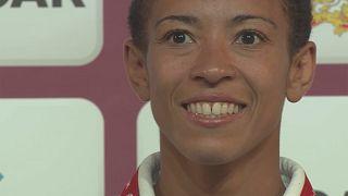 Judo Grand Slam: Panama ilk madalyasını Miryam Roper ile kazandı