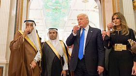Президент Трамп подякував Саудівській Аравії за нові мільярдні інвестиції у США