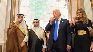 Trump signs big money deals on Saudi trip