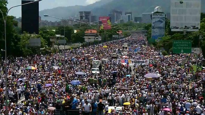 Venezuela: 50 dias de protesto contra Nicolás Maduro