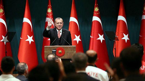 عودة أردوغان لرئاسة حزب العدالة والتنمية