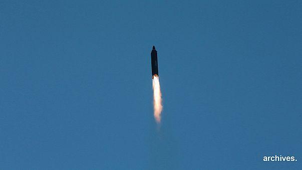 Пхеньян знову проводить ракетні випробування