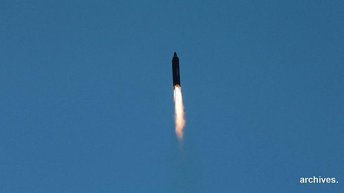 Bericht: Nordkorea testet erneut Rakete