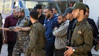 الاعدام في حق المتهمين باغتيال القيادي في حماس مازن الفقهاء