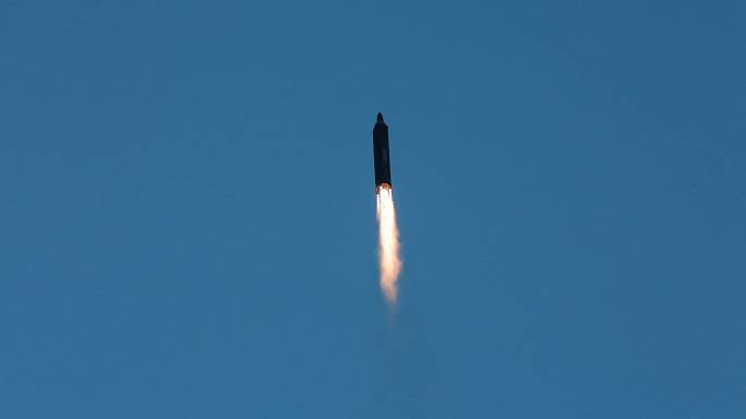 Corea del Norte lanza otro misil