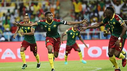 Le Cameroun se prépare pour la Coupe des Confédérations