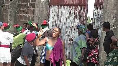 Nigerian army denies manhandling pro-Biafra women