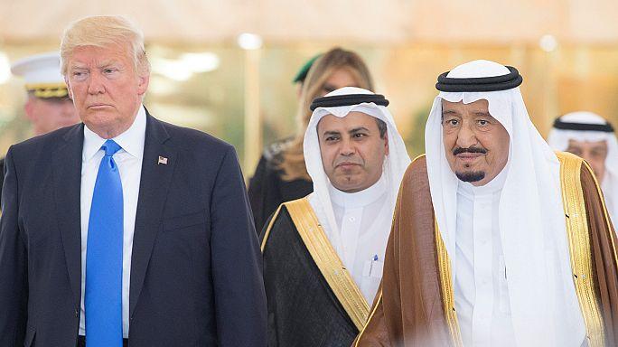 Trump ruft islamische Staaten zu Anti-Terror-Kampf auf