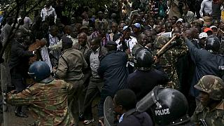 One killed as Kenya police fire shots to disperse political clash