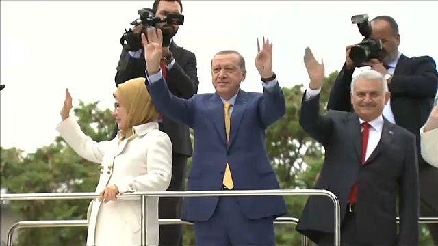 Эрдоган - дважды лидер