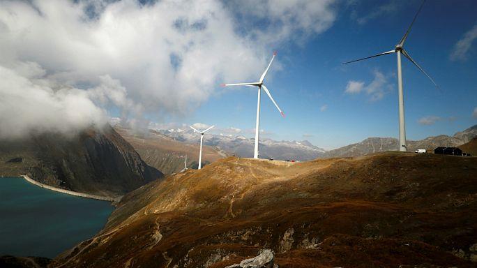 Die Schweiz will die Energiewende