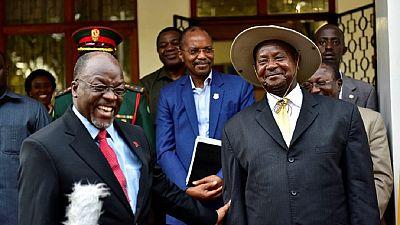 Deux présidents est-africains pour la levée des sanctions de l'UE contre le Burundi