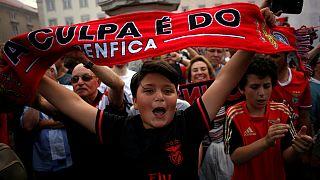 #LigaPortuguesa J34 : Campeão empata, Arouca cai com o Nacional