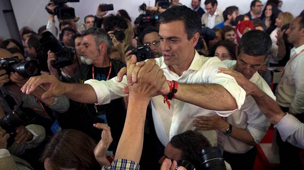 Spagna, lo PSOE elegge Pedro Sànchez nuovo segretario