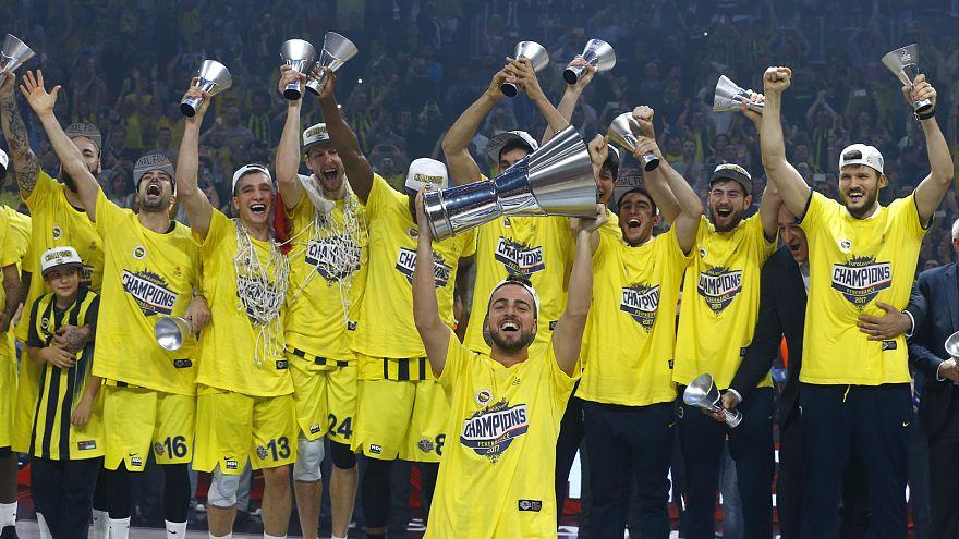 A Fenerbahce nyerte az Euroligát