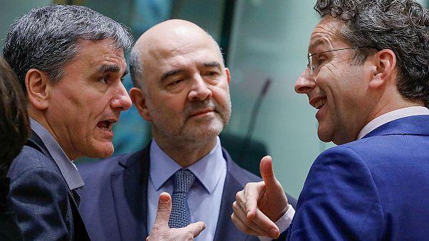 Χωρίς συμφωνία για το ελληνικό χρέος ολοκληρώθηκε το eurogroup