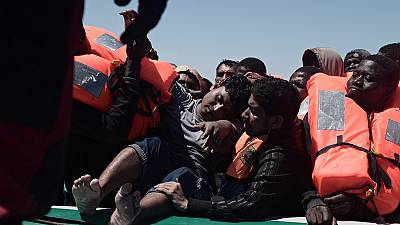 """Centre pour migrants en Libye : """"conditions épouvantables"""", selon le patron du HCR"""