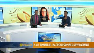 Mali: Emmanuel Macron promises development [The Morning Call]