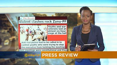 Press Review of May 22, 2017 [The Morning Call]
