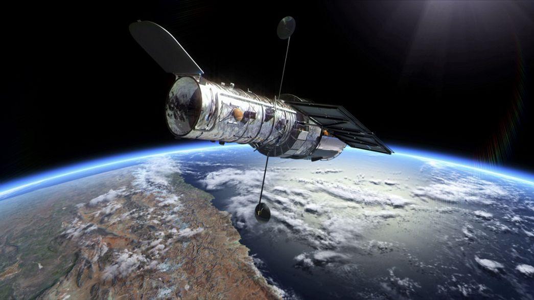 """""""Lendas do Espaço"""": O telescópio espacial Hubble"""