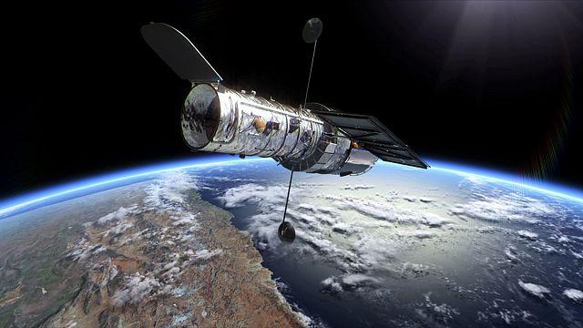 أساطير الفضاء، 5: هابل عين الفضاء