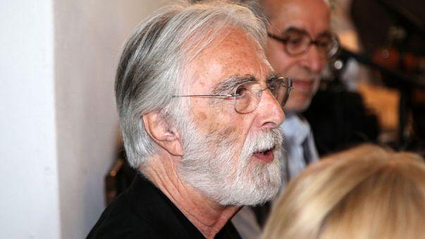 """Haneke zeigt seinen neuen Film """"Happy End"""" in Cannes"""