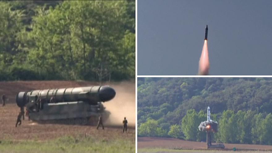 Latest North Korean missile test sparks Western fury